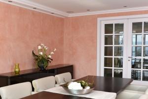 dekorative Innenraum-Malerei